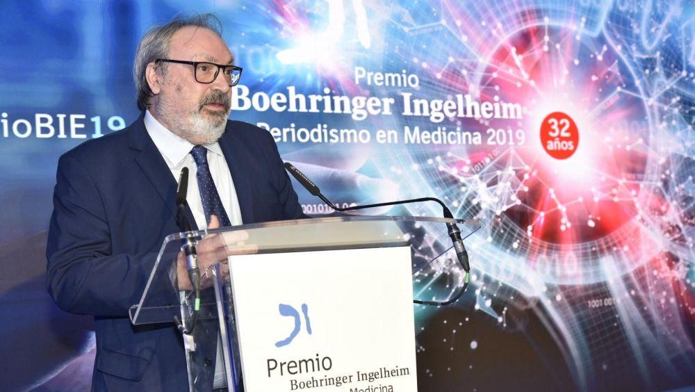Juan Blanco, CEO del Grupo Mediforum y editor de ConSalud.es