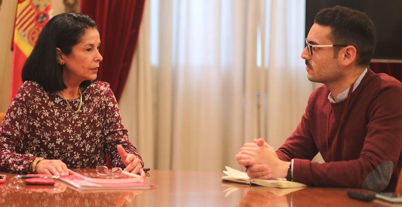 (Interior) Entrevista Esther Carmona