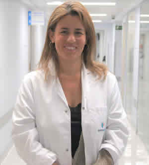 Dra. Cristina Martínez, dermatóloga del Hospital La Luz. (Foto: Grupo Quirón Salud)