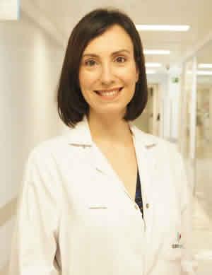 Dra. Laura Gómez Recuerdo, dermatóloga del Hospital La Luz. (Foto: Grupo Quirón Salud)