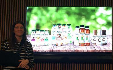 Esther Morillas, directora de Marketing de Coca Cola Iberia
